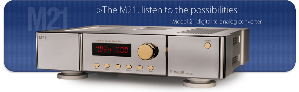 M21 digital to analog converter
