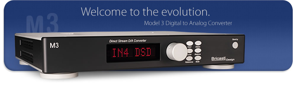 M3 digital to analog converter