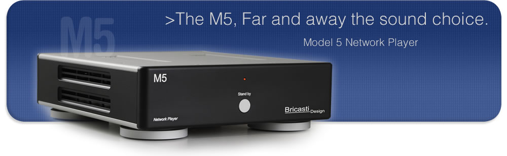 M5 Network Player