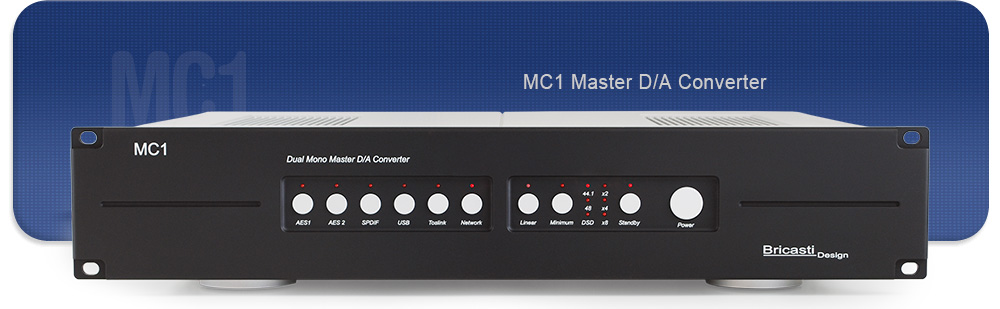 MC1 Reference D/A